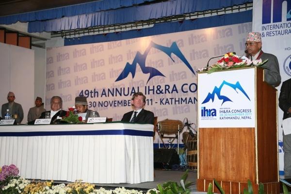 World  Congress of International Hotel and Restaurants Association