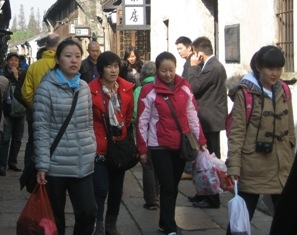 Nepal welcomed 598,204 tourists in 2012