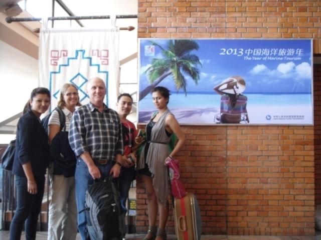 "China promotes tourism themes ""Year of Marine Tourism-2013 "" and "" Beautiful China """
