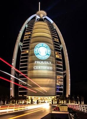 Burj Al Arab recognised for seven-star sustainability