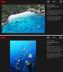 Maldives and Seychelles – holiday destinations
