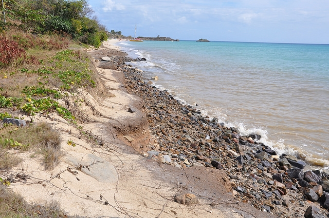 Saving Caribbean Tourism from the Sea