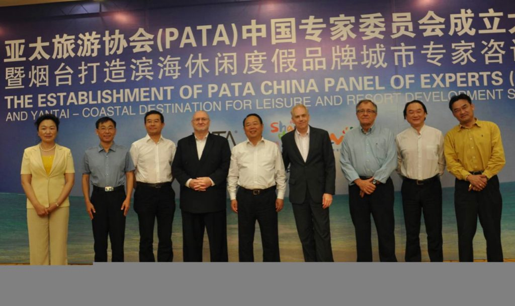 PATA to promote sustainable tourism development in China