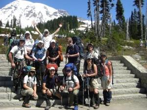 Ninth Annual Mt. Rainier Climb for Himalayan Children
