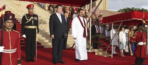 Chinese President Xi Jinping commits on development of Maritime Silk Road