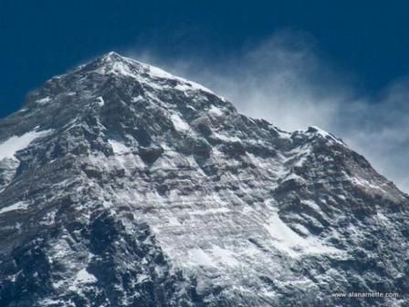 UIAA opposes construction of permanent structures on Mt. Everest
