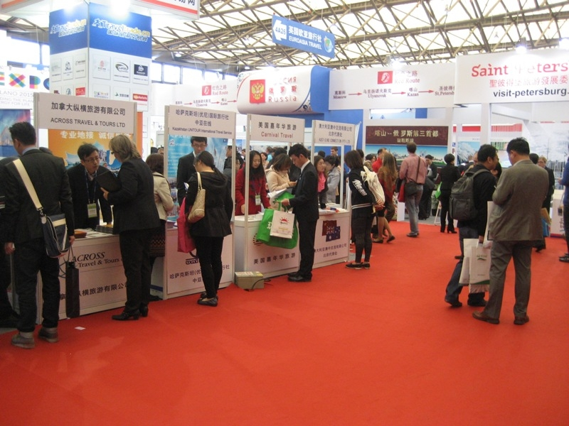 More than 106 countries participating at China International Travel Mart-2014