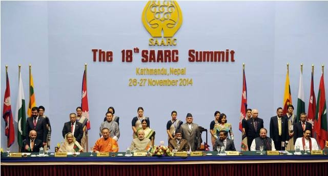 "Full Text of 18th SAARC Summit – "" KATHMANDU DECLARATION 2014 """