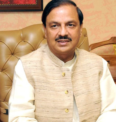 Dr.Mahesh Sharma – new Union Minister of State (Independent Charge) of Tourism and Culture in India