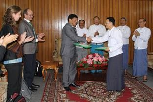 Myanmar and ICIMOD to promote ecotourism and conservation