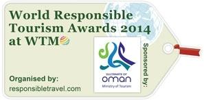 World Responsible Tourism Awards 2014