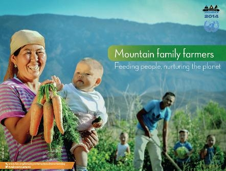 IMD 2014 : Family Farming for Food Security and Prosperity in the Mountains