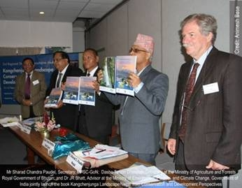 Nepal , India ,Bhutan to work for conservation in the Kangchenjunga Landscape
