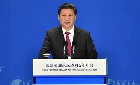China's Belt and Road ; connecting the world :Chinese President Xi