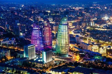International Tourism Expo in Baku, Azerbaijan