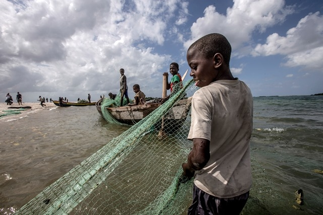 Ocean wealth valued at US$24 trillion, but sinking fast