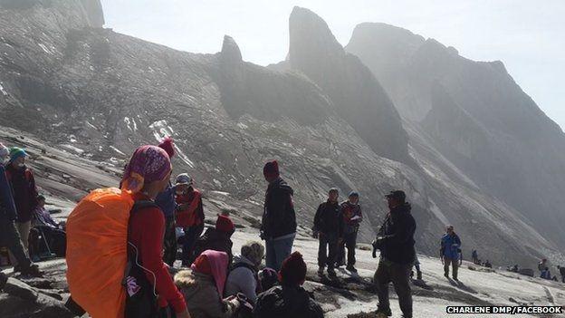 Malaysia quake: Stranded 137 climbers to brave Mt Kinabalu descent