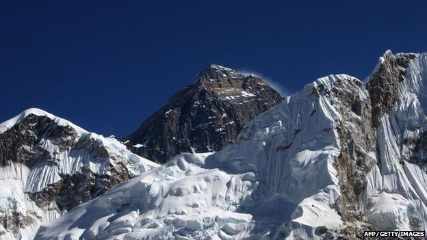 Mt. Everest moves 1 inch SW after Nepal earthquake