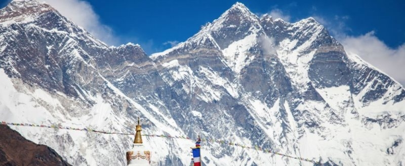 The Himalayas have shrunk after the Nepalese earthquake