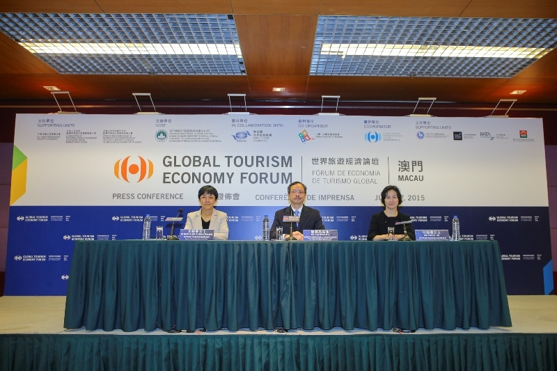 Macau 2015 unleashes new dynamics of cultural tourism
