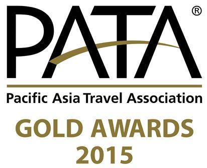 PATA Grand and Gold Award 2015 to 29 organizations