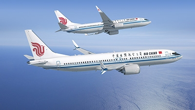 China orders 300 aircraft ,Boeing to open a facility