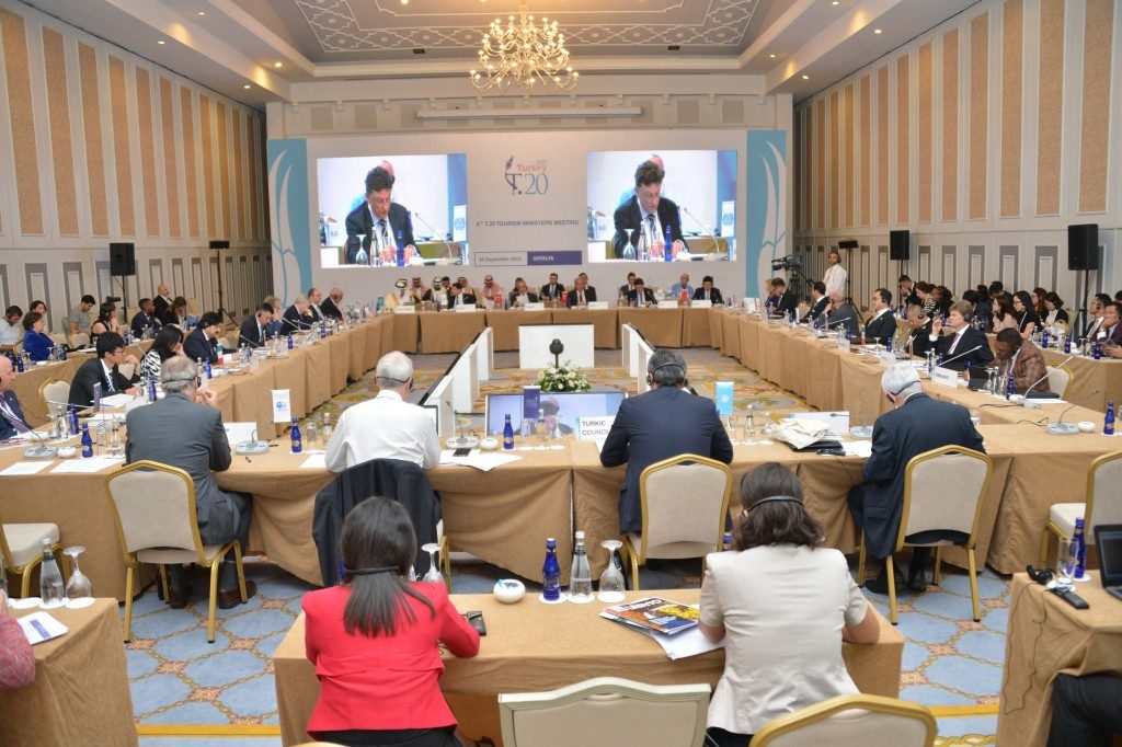 G20 Tourism Ministers commit to promote more jobs