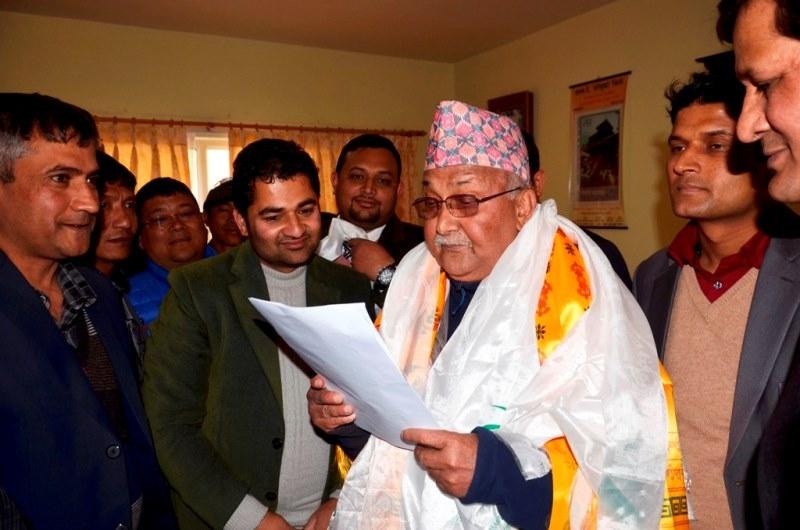 TAAN presents 24-point memorandum to Nepal PM