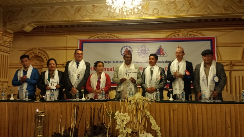 Nepal urged to promote adventure tourism , Mountain Guide Day observed