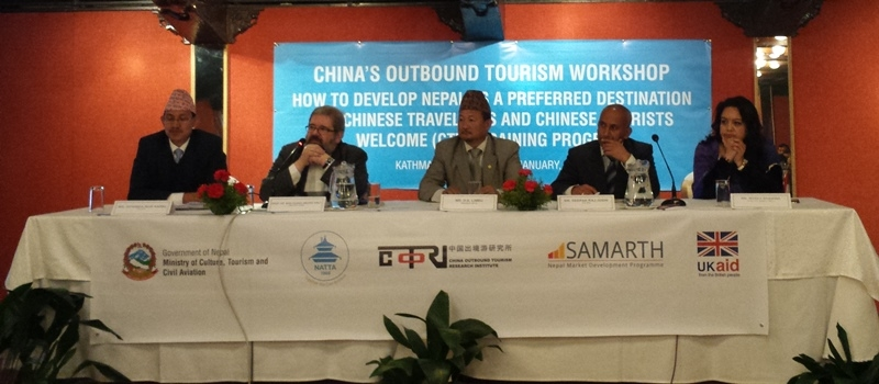 Nepal commits to be a preferred destination for Chinese tourists