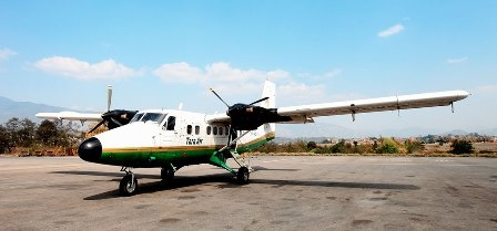 Tara Air Twin Otter crashes in western Nepal killing 23 on board