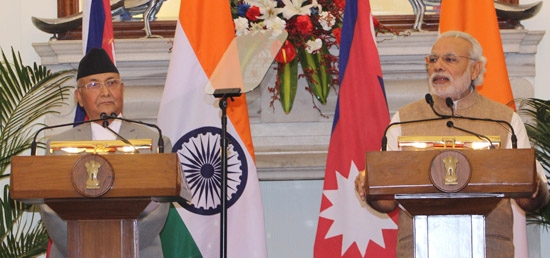 Nepal- India relations to a new height, sign seven agreements