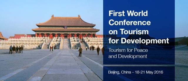 China to host First World Conference on Tourism for Development
