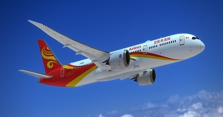Boeing, Hainan Airlines celebrate delivery of first 787-9 Dreamliner
