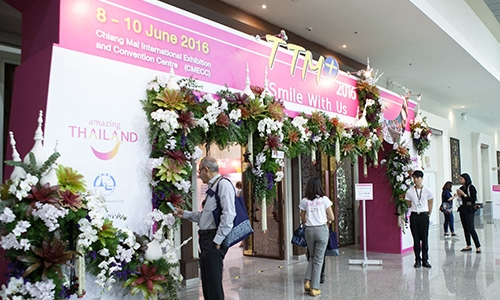 Thailand Travel Mart 2016 opens in Chiang Mai