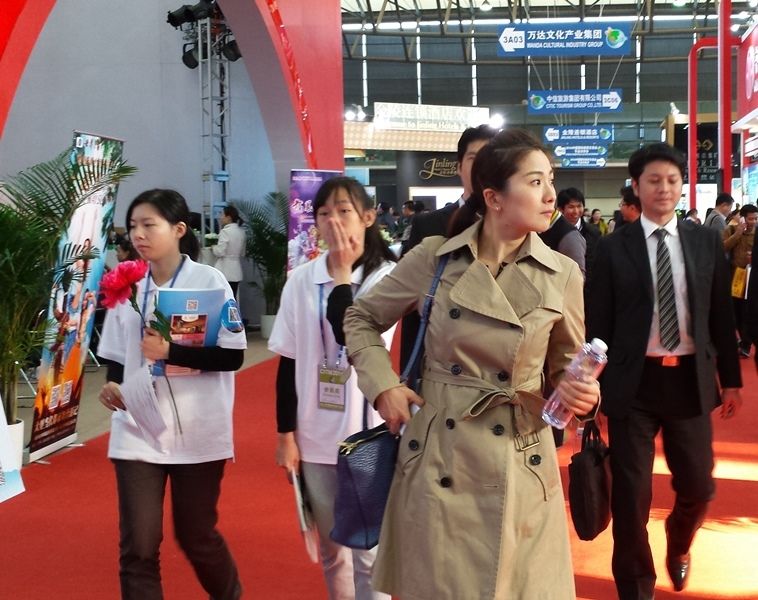 International tourism continues to grow above average