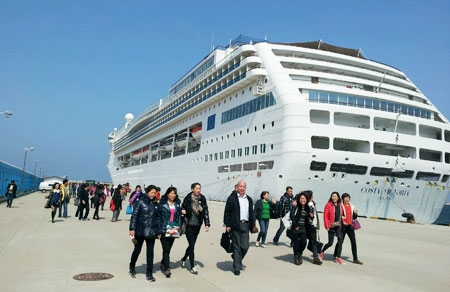 Asia Cruise Industry continues to grow