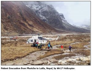 Himalayan rescue activities in remote mountains of Nepal, HRA holds AGM
