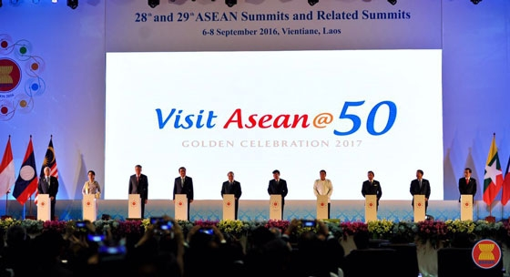 ASEAN aims to welcome 121 million tourists by 2017, Visit ASEAN@50 Tourism Branding unveiled