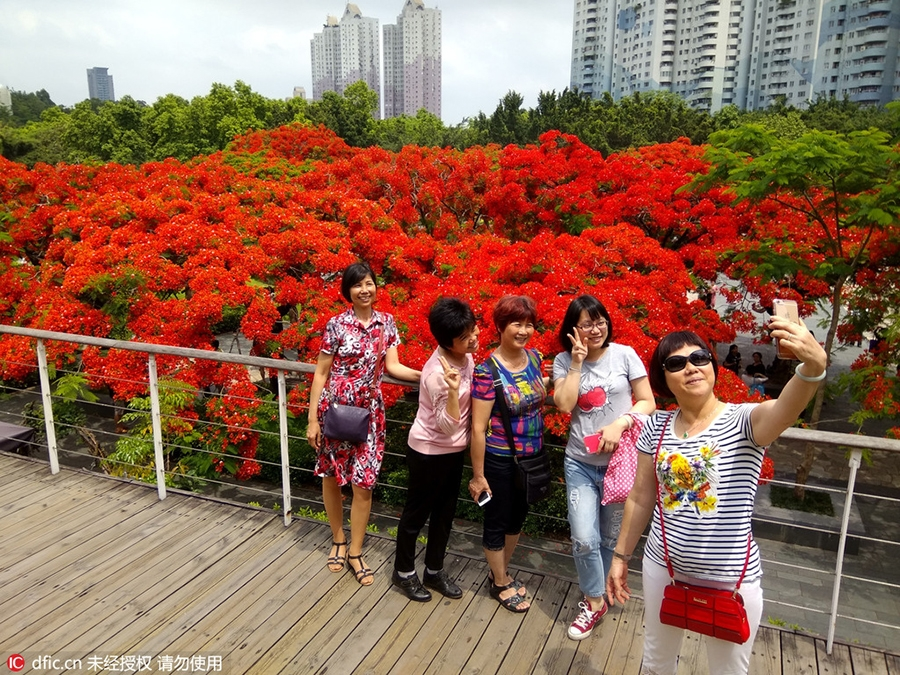 China registers world's highest growth in outbound travel
