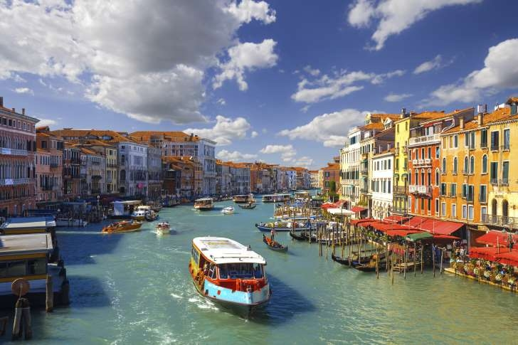 Italy leads list of luxury travel destinations for 2016/17