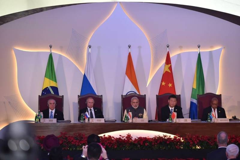 BRICS Summit concludes in Goa, 9th summit in China