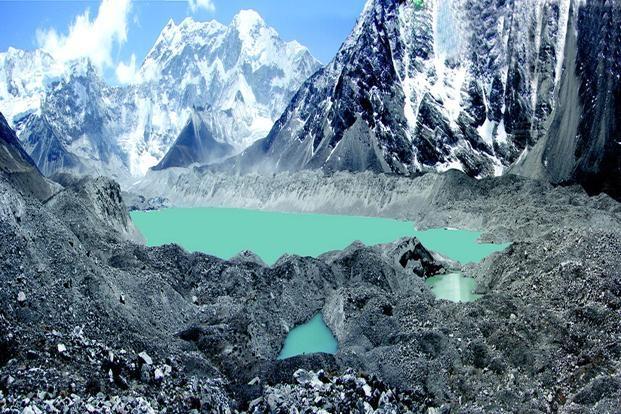 Nepal drains dangerous glacial lake near Mount Everest