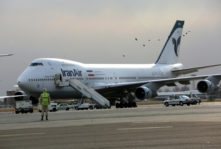 Iran signs contract to buy 80 Boeing planes