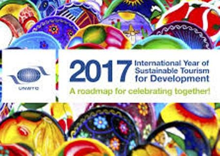 International Year for Sustainable Tourism for Development 2017 garners support from the sector