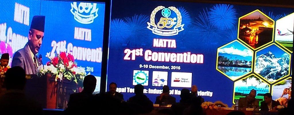 Nepal Association of Tour and Travel Agents (NATTA) celebrates Golden Jubilee