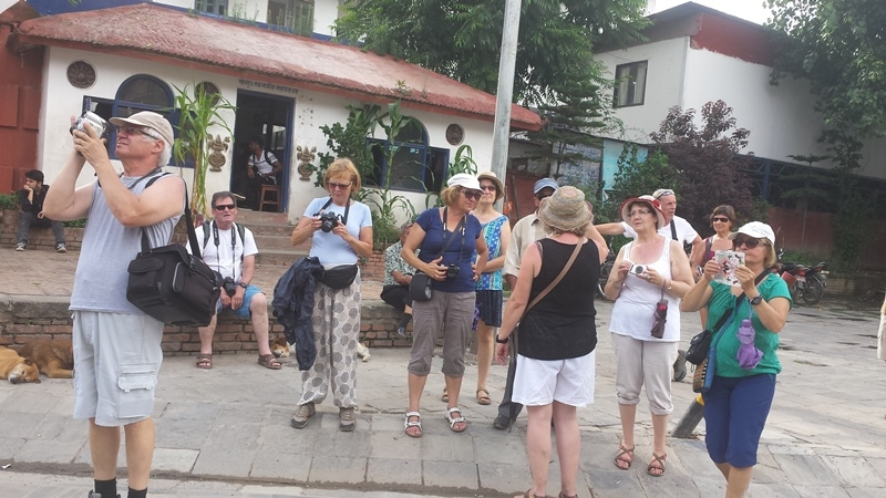 Foreign tourist arrivals to Nepal up 32.8 percent in January- November 2016
