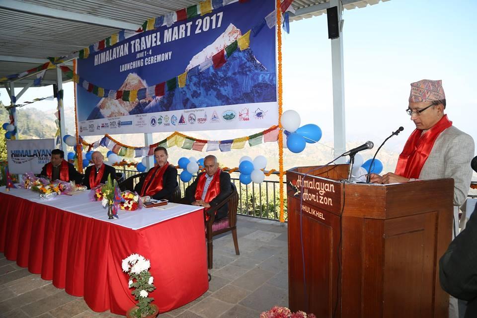 Himalayan Travel Mart in June 2017