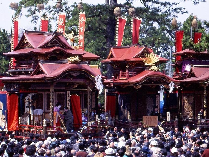 UNESCO registers Nagahama Hikiyama Festival of Japan, as an Intangible Cultural Heritage