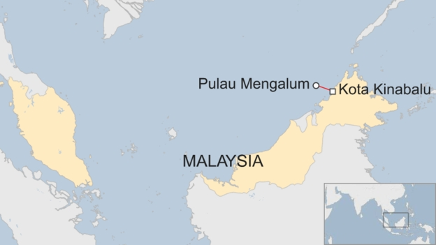 23 Chinese tourists and two crew rescued in Malaysia